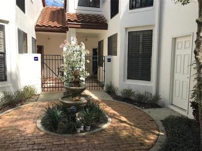 Altamonte Springs Condo For Sale: 521 Via Verona Lane #103