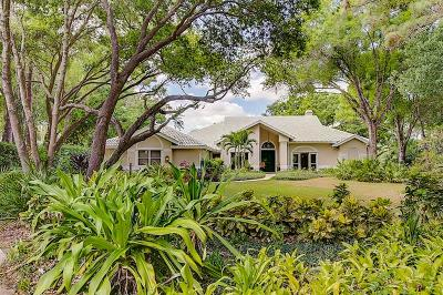 Sarasota Single Family Home For Sale: 5270 Ashley Parkway