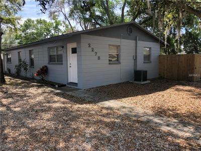 Tampa, Clearwater, Largo, Seminole, St Petersburg, St. Petersburg, Tierra Verde Rental For Rent: 2278 19th Avenue SW