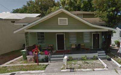 Tampa Single Family Home For Sale: 1021 E Columbus Drive