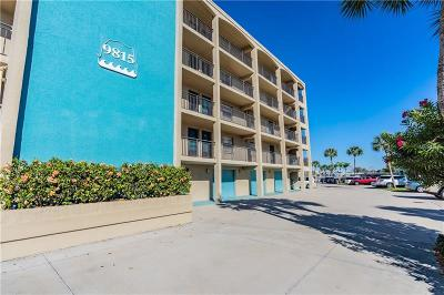 Treasure Island, St Pete Beach Condo For Sale: 9815 Harrell Avenue #204