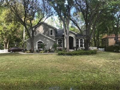Wesley Chapel Single Family Home For Sale: 9222 Shenandoah Run