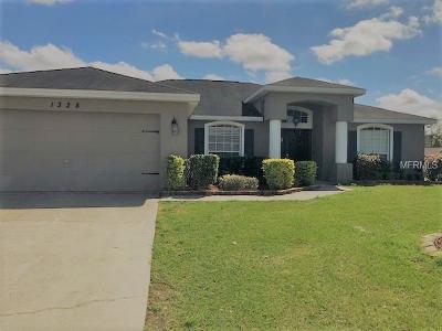 Bartow Single Family Home For Sale: 1328 Laurel Glen Drive
