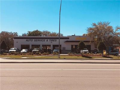 Venice Commercial For Sale: 1830 Tamiami Trail S