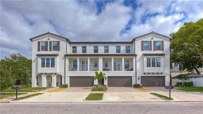 Tampa Townhouse For Sale: 2625 W Platt Street