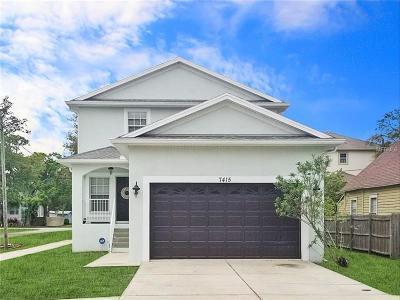 Single Family Home For Sale: 7415 S Elliott Street