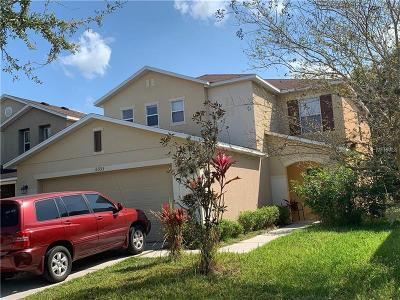 Gibsonton Single Family Home For Sale: 6333 Cherry Blossom Trail