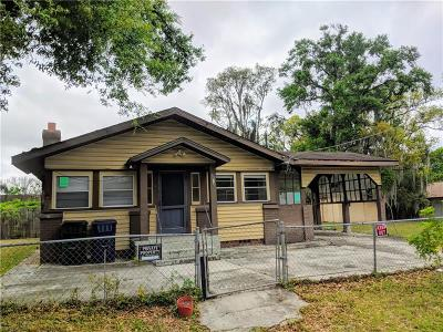Tampa Single Family Home For Sale: 8504 N 16th Street