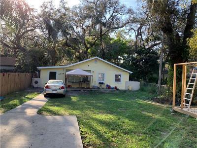 Single Family Home For Sale: 8706 N Otis Avenue