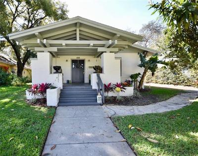 Tampa Single Family Home For Sale: 505 E Giddens Avenue
