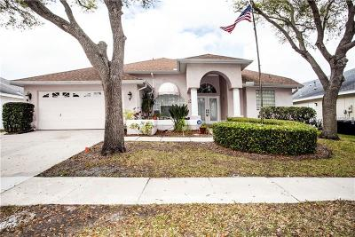 Tarpon Springs Single Family Home For Sale: 1079 Mainsail Drive