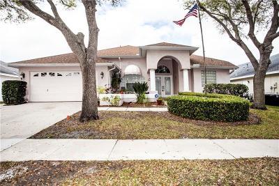 Tarpon Spring, Tarpon Springs Single Family Home For Sale: 1079 Mainsail Drive