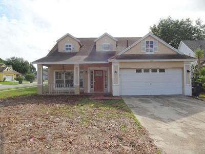Valrico Single Family Home For Sale: 607 Back Water Court