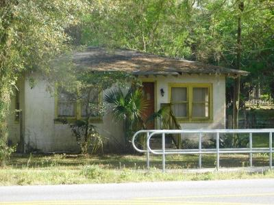 Dade City Multi Family Home For Sale: 36520 State Road 52