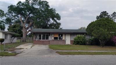 Bradenton Single Family Home For Auction: 2507 19th Street E