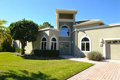 Ormond Beach Single Family Home For Sale: 10 Bay Pointe Drive