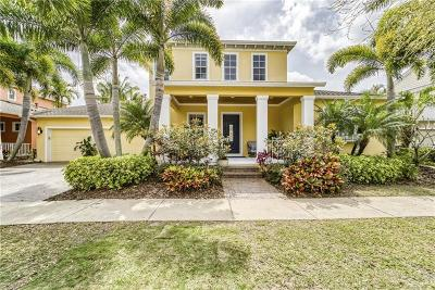 Apollo Beach FL Single Family Home For Sale: $745,000