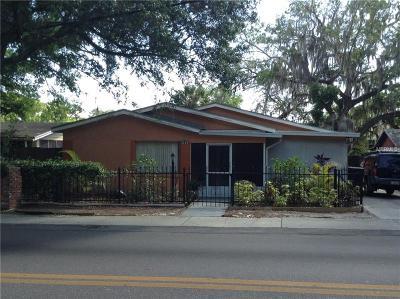 Single Family Home For Sale: 2913 E Sligh Avenue
