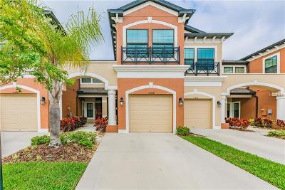 Tampa Townhouse For Sale: 11550 Crowned Sparrow Lane