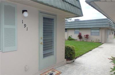 Sun City Center FL Condo For Sale: $63,900