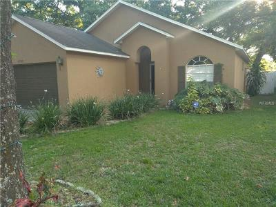 Single Family Home For Sale: 8720 Busch Oaks Street