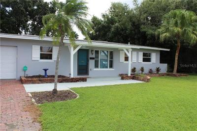St Pete Beach, St Petersburg, St Petersburg Beach Single Family Home For Sale: 5016 41st Street S