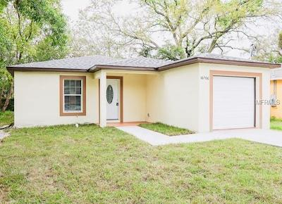 Tampa Single Family Home For Sale: 10706 N Annette Avenue