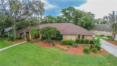 Plant City Single Family Home For Sale: 2704 Forest Club Drive