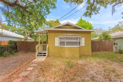 Tampa Single Family Home For Sale: 1508 E North Bay Street