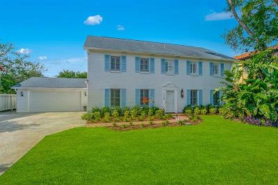 Tampa Single Family Home For Auction: 5006 W San Miguel Street