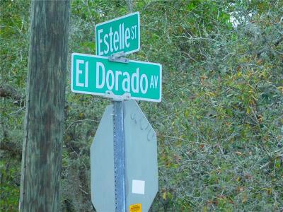 New Port Richey Residential Lots & Land For Sale: 0 Estelle Street