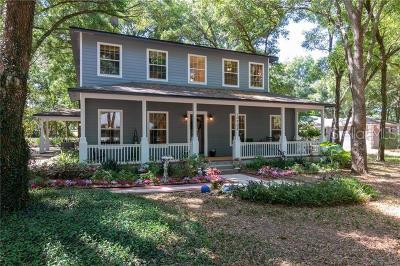 Thonotosassa Single Family Home For Sale: 10703 Barefoot Lane