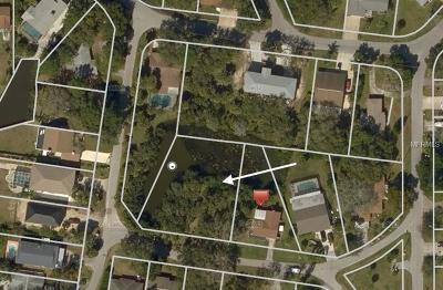 New Port Richey Residential Lots & Land For Sale: 4835 Isthmus Drive