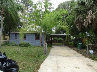 Tampa Single Family Home For Sale: 2607 E 111 Avenue