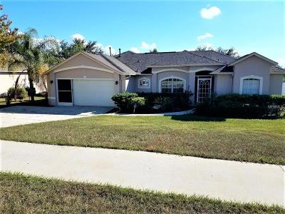 Minneola Single Family Home For Sale: 744 Meadow Park Drive