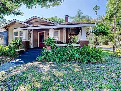 Tampa Single Family Home For Sale: 1001 E Ellicott Street