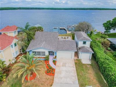 Palm Harbor Single Family Home For Sale: 3150 S Canal Drive