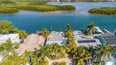 Redington Shores Single Family Home For Sale: 622 182nd Avenue E
