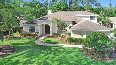 Tampa Single Family Home For Sale: 10307 Greenhedges Drive