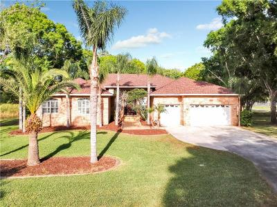 Tarpon Springs Single Family Home For Sale: 901 Riverside Ridge Road