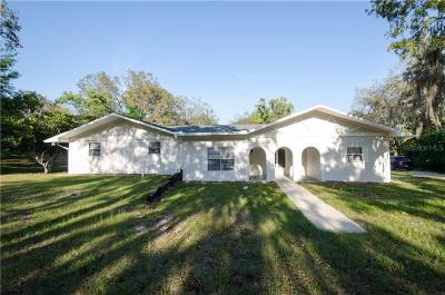 Hernando County, Hillsborough County, Pasco County, Pinellas County, Marion County Single Family Home For Sale: 18724 Sugarberry Lane