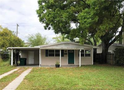 Tampa Single Family Home For Sale: 4733 W Wallace Avenue