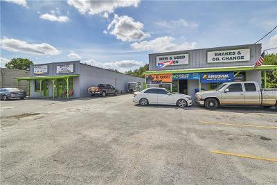 Lakeland Commercial For Sale: 6906 Us Highway 98 N