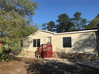 Homosassa Mobile/Manufactured For Sale: 5268 S Blanca Point
