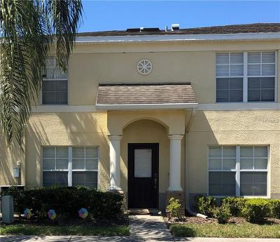 Riverview Townhouse For Sale: 12907 Trade Port Place