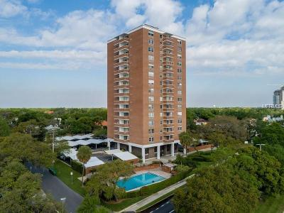 Condo For Sale: 4015 Bayshore Boulevard #5D