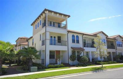 Hillsborough County Townhouse For Sale: 5902 Yeats Manor Drive