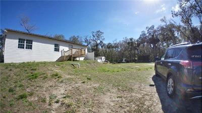 Hernando County, Hillsborough County, Pasco County, Pinellas County, Marion County Mobile/Manufactured For Sale: 4523 Hill Drive