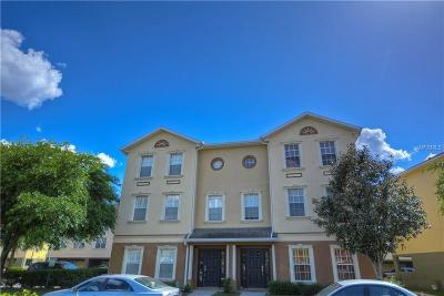 Tampa Townhouse For Sale: 10144 Arbor Run #50