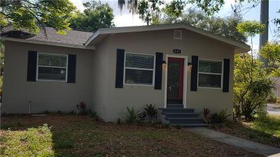 Hernando County, Hillsborough County, Pasco County, Pinellas County Single Family Home For Sale: 8101 N Edison Avenue